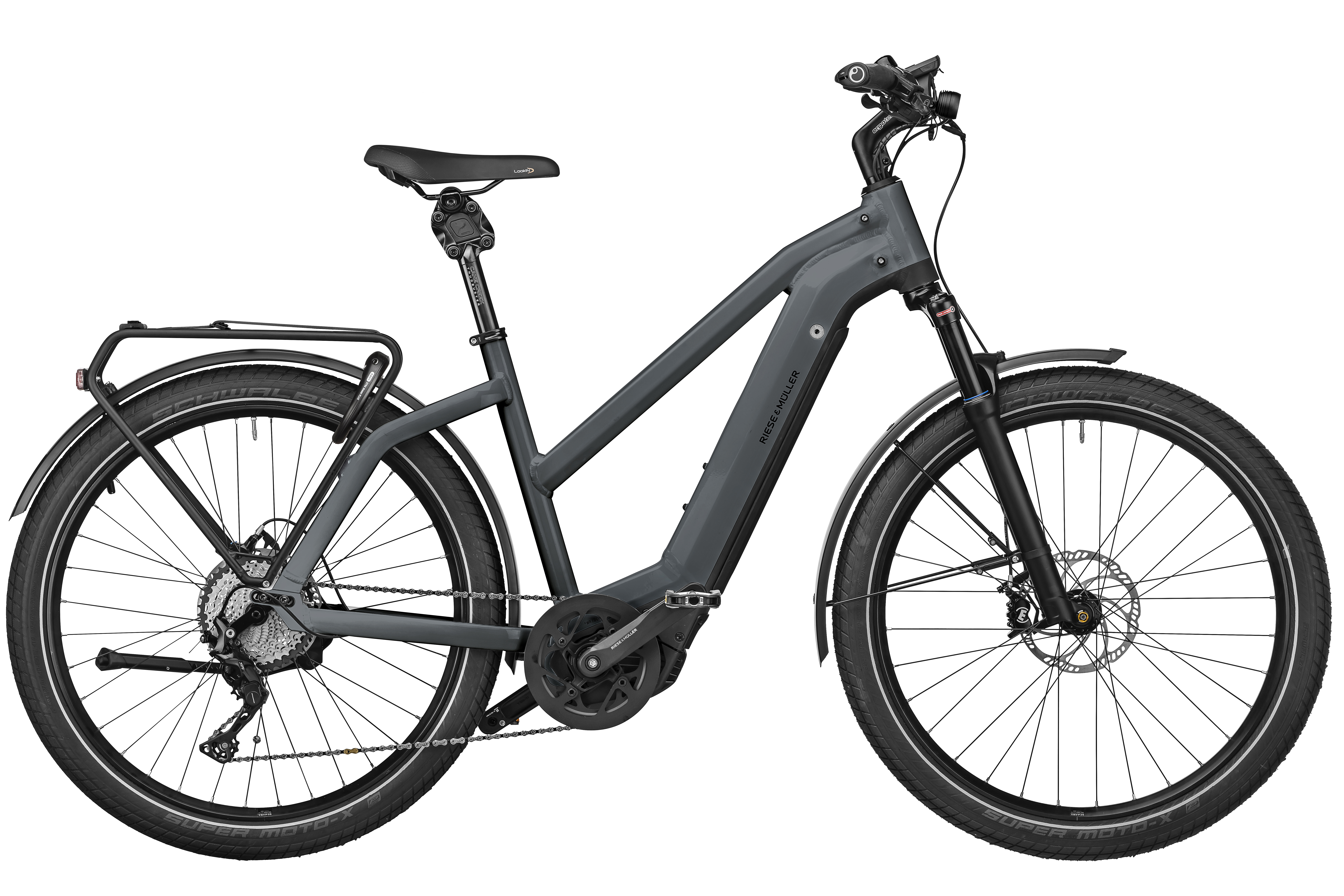 Riese & Müller Charger3 Mixte GT touring